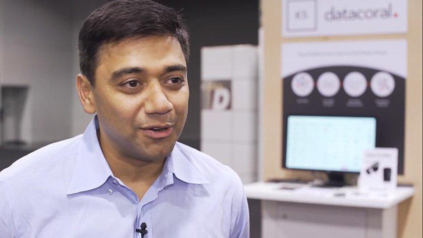 Datacoral CEO Ragho Murthy