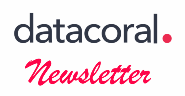 Datacoral Newsletter