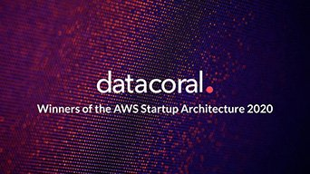 Datacoral AWS Startup Architecture 2020