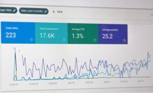 Change Data Capture with Google Analytics