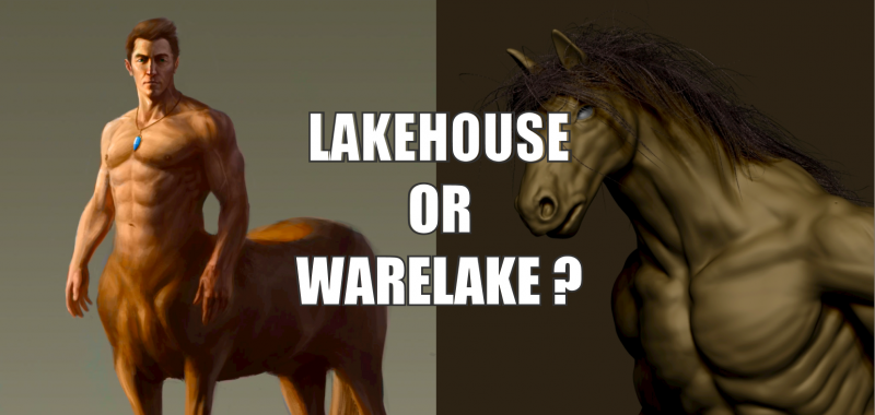data lakehouses