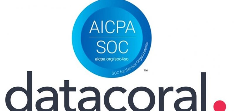 Datacoral achieves SOC 2 Type 1 Compliance