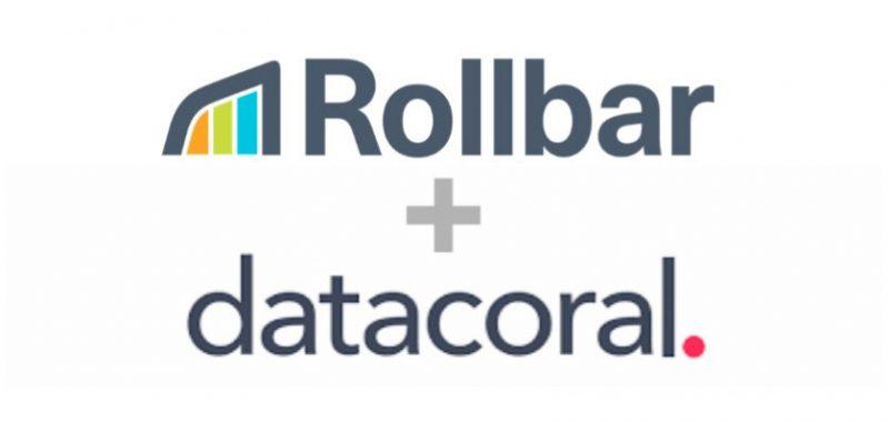Rollbar plus Datacoral